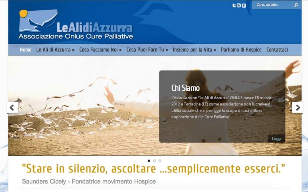 Le Ali di Azzurra | Associazione Onlus Cure Palliative