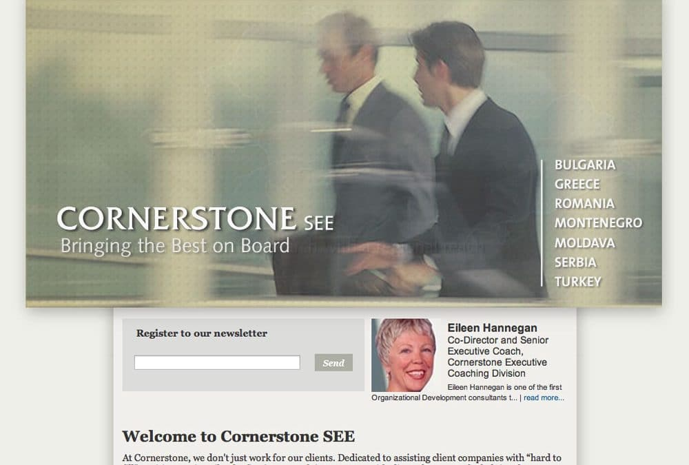 Cornerstone | Executive Search
