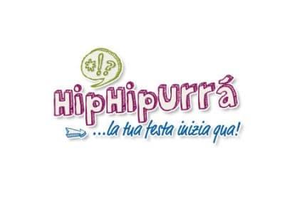 HipHipUrrà | Elenco Attività, Bacheca Corsi ed Eventi | Logo