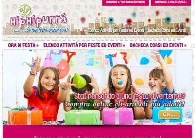 HipHipUrrà | Elenco Attività, Bacheca Corsi ed Eventi