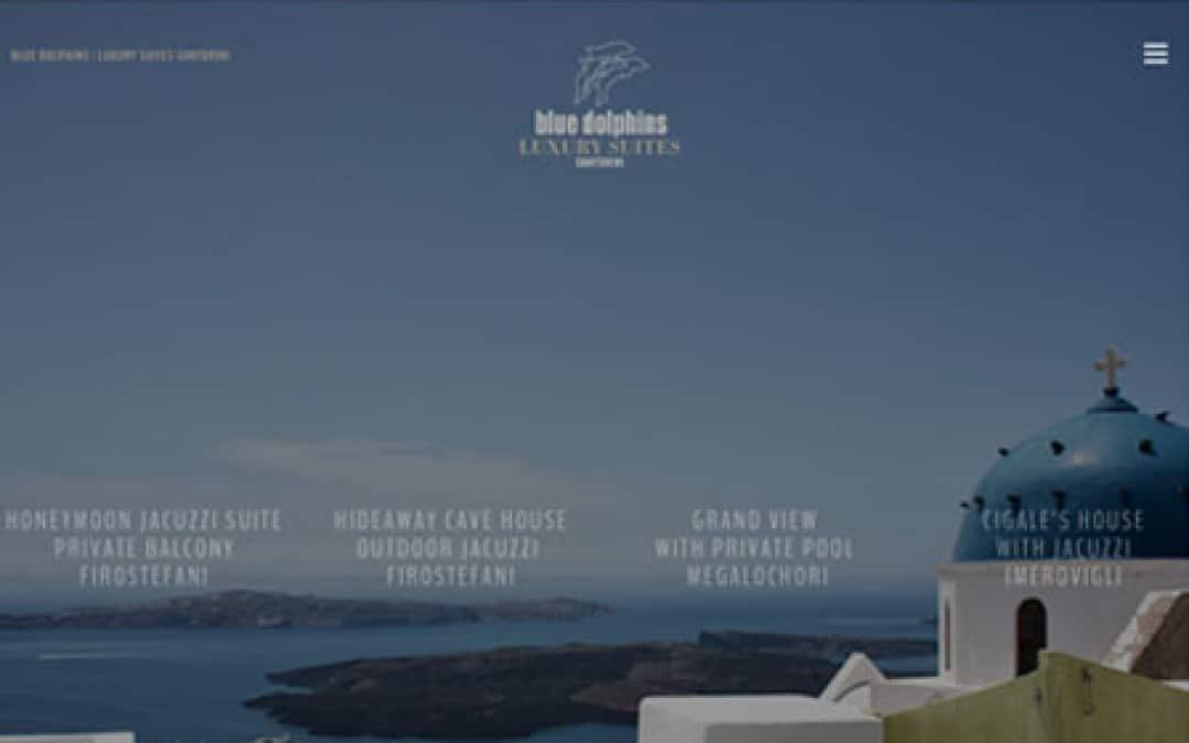 Blue Dolphins | Luxury Suites & Apartments | Santorini