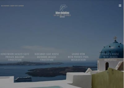 Blue Dolphins | Luxury Suites & Apartments | Santorini
