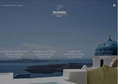 Blue Dolphins | Luxury Suites Santorini