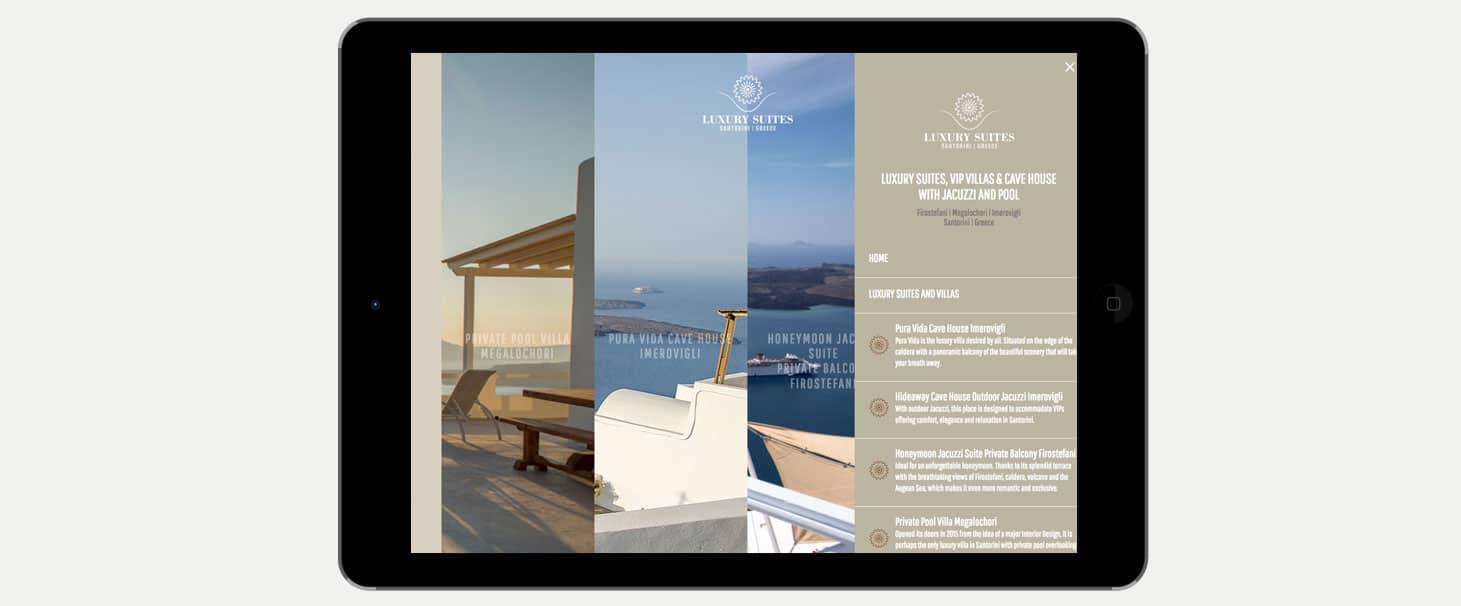 realizzazione sito web hotel bed breakfast Gaeta Latina Formia Frosinone Terracina