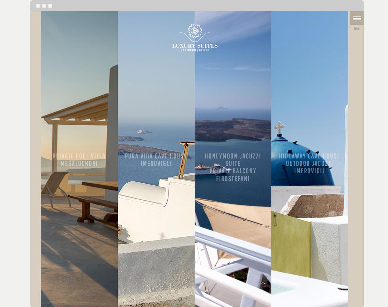 realizzazione sito web per hotel bed breakfast Gaeta Formia latina