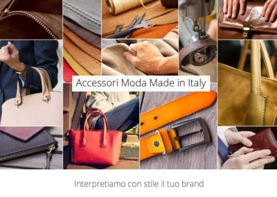 Milano Fashion | Accessori Moda Made in Italy
