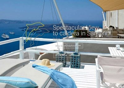 Blue Dolphins | Apartments & Suites Santorini