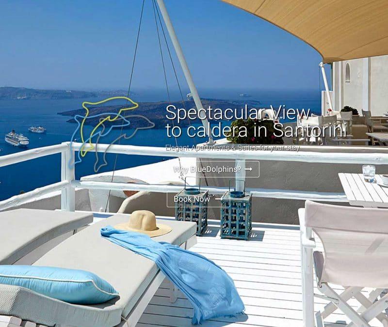 Blue Dolphins | Apartments & Suites Santorini