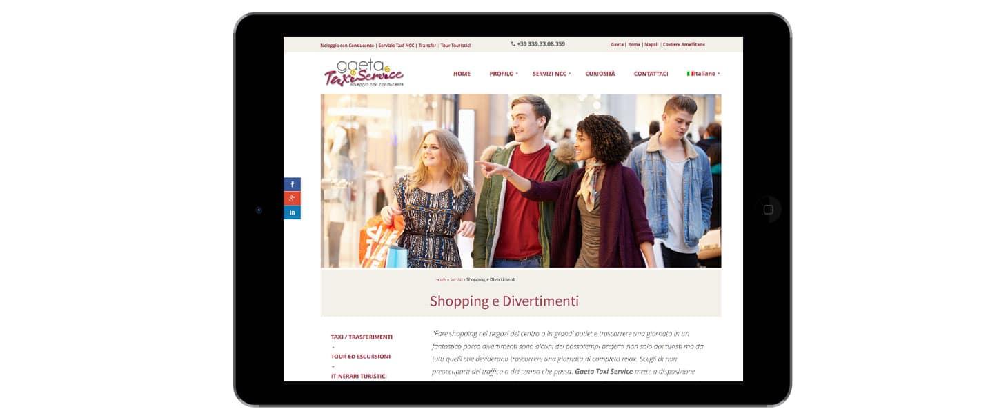 realizzazione sito web, posizionamento sui motori di ricerca, gaeta, latina, frosinone, roma