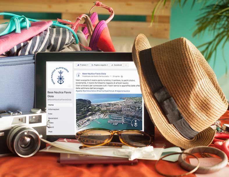 social media per il turismo
