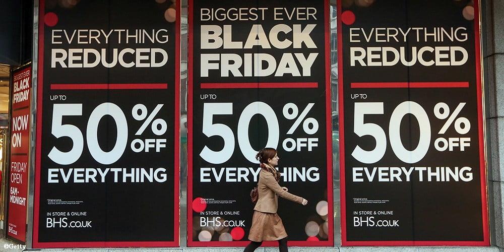 Black Friday, le migliori offerte online