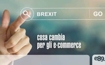 Brexit: cosa cambia nelle vendite online verso gli UK